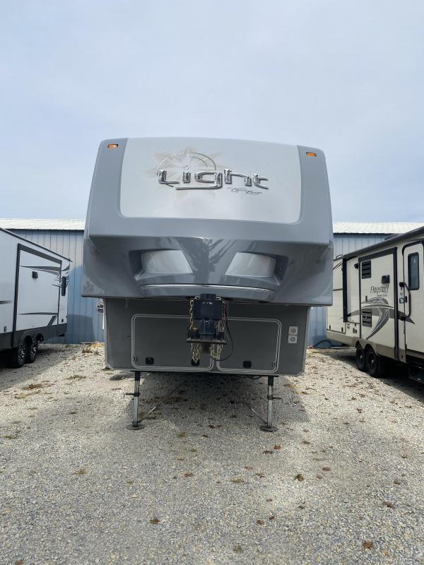 2015 Highland Ridge RV Open Range Light 318RLS Fifth Wheel Campers RV
