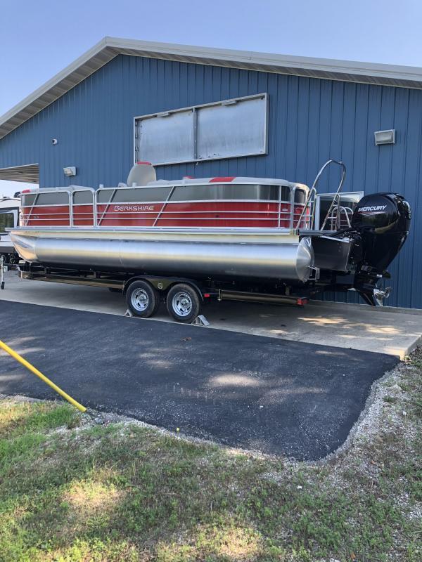 2021 Forest River Berkshire XL 24RFXLE2.75 Pontoon Boat