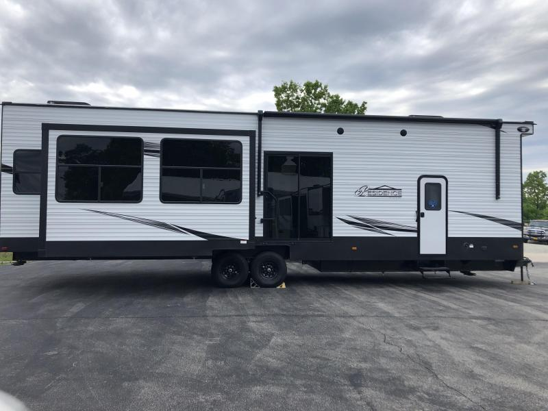 2021 Keystone RV Residence 40FLFT Destination Trailer RV