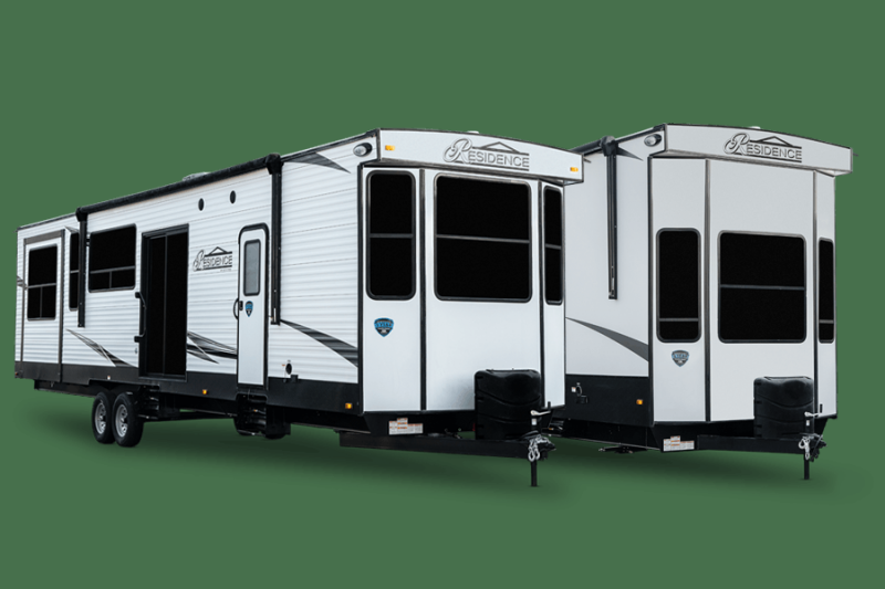 2021 Keystone RV Residence 40FLFT Destination Trailer RV