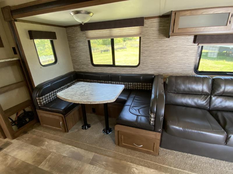 2018 Gulfstream Conquest 323TBR Travel Trailer RV