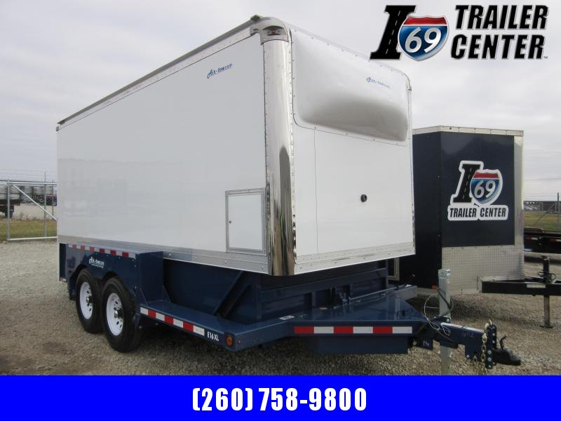 2021 Air Tow E16 Enclosed Enclosed Cargo Trailer