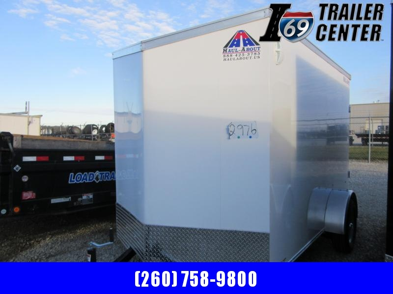 2021 Haul-About CGR610SA Enclosed Cargo Trailer