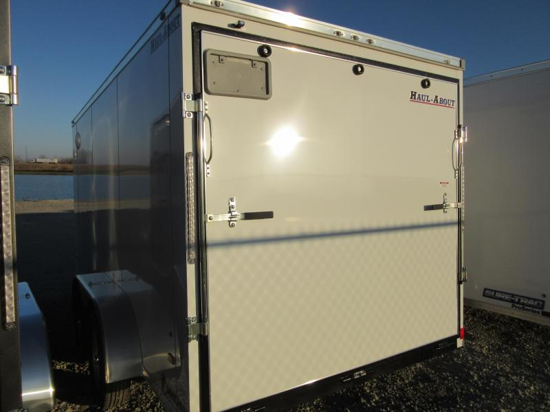 2021 Haul-About CGR714TA2 Enclosed Cargo Trailer