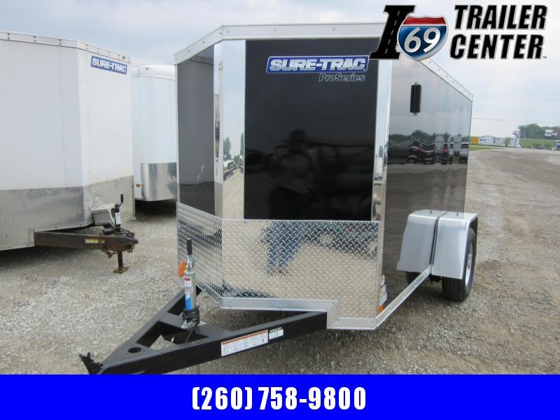 2020 Sure-Trac 5 x 10 Pro Series Wedge Cargo SA
