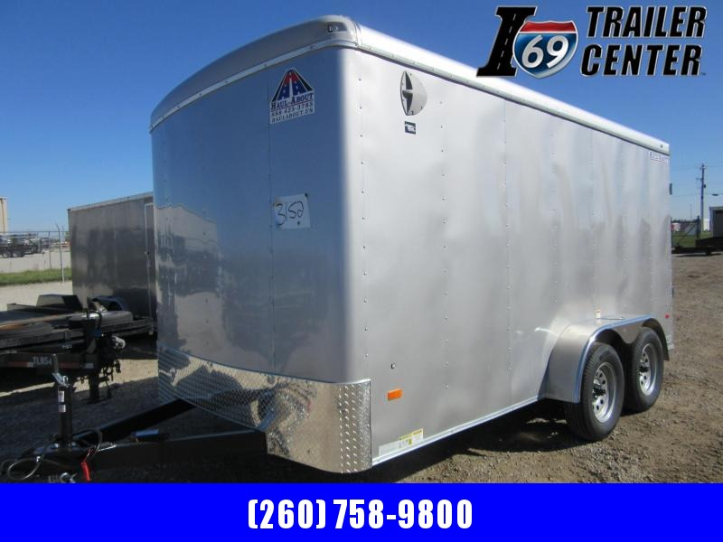 2021 Haul-About LNX714TA2 7 X 15 TANDEM AXLES 7K Enclosed Cargo Trailer