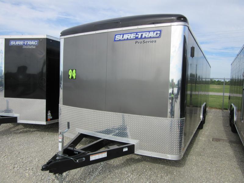 2019 Sure-Trac 8.5 x 24 Pro Series RT Car Hauler TA 10K