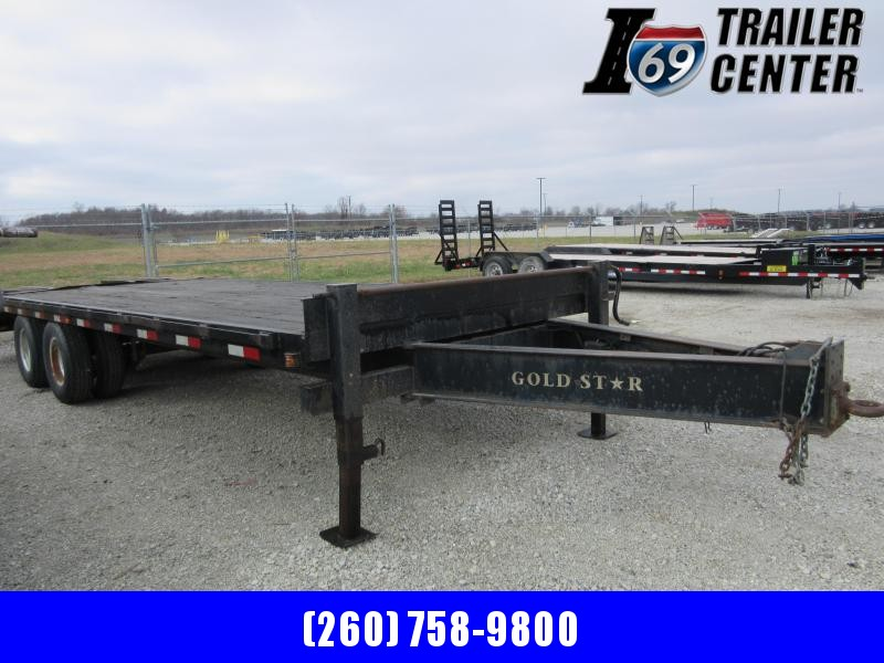 2005 Other 20+5 Gold Star Brand Equipment Trailer