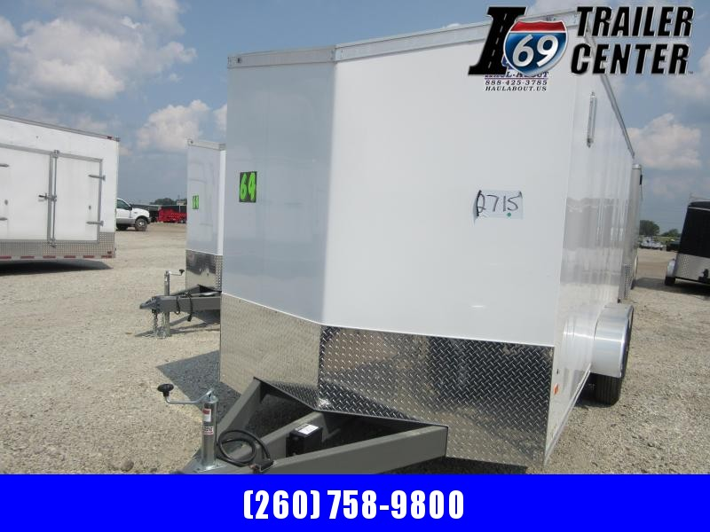 2020 Haul-About 2020 7 x 16 Panther Enclosed Cargo Trailer