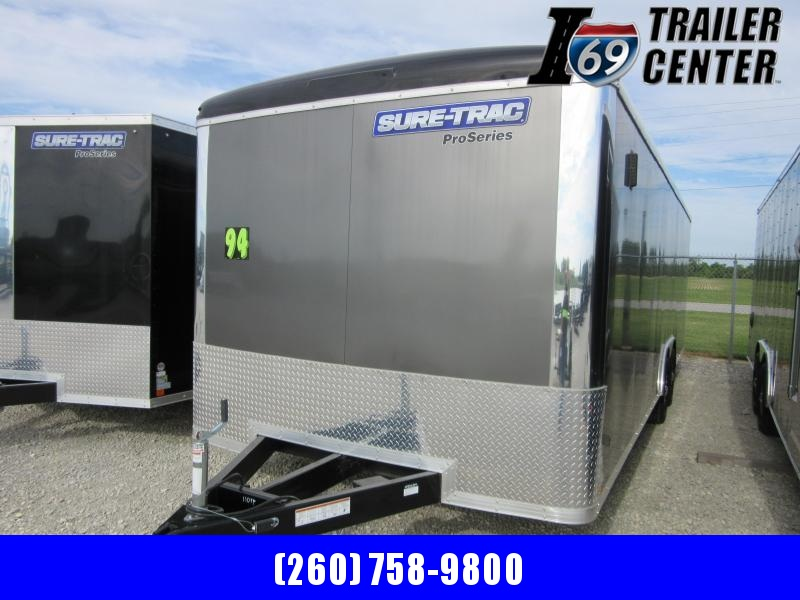 2020 Sure-Trac 8.5 x 24 Pro Series RT Car Hauler TA 10K