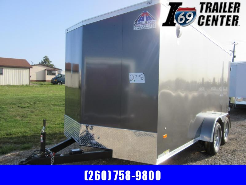 2021 Haul-About CGR714TA2 COUGAR 7 x 14 Enclosed Cargo Trailer