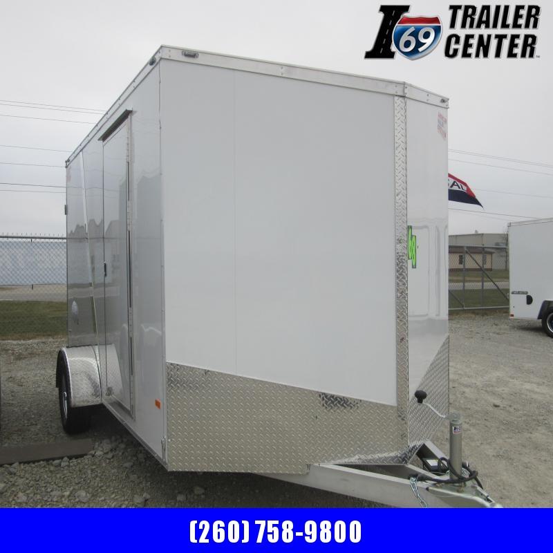 2019 American Hauler Industries 7x12 enclosed Enclosed Cargo Trailer
