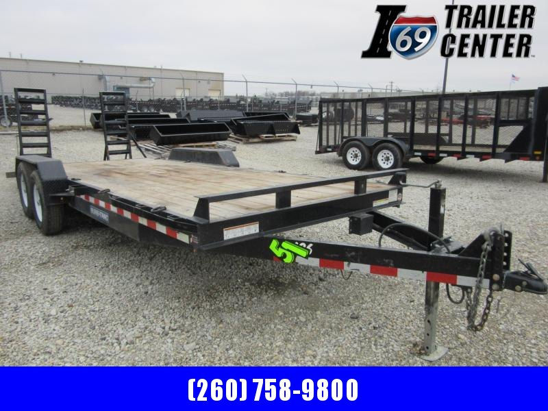 2019 Sure-Trac st81201T-B-140 Implement Equipment Trailer