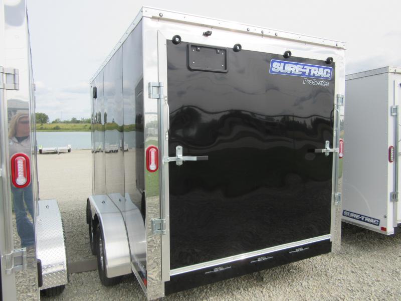 2021 Sure-Trac 7 x 16 Pro Series Enclosed Wedge Cargo T