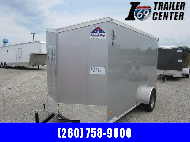 2022 Haul-About Cougar 6' x 12' Enclosed Cargo Trailer