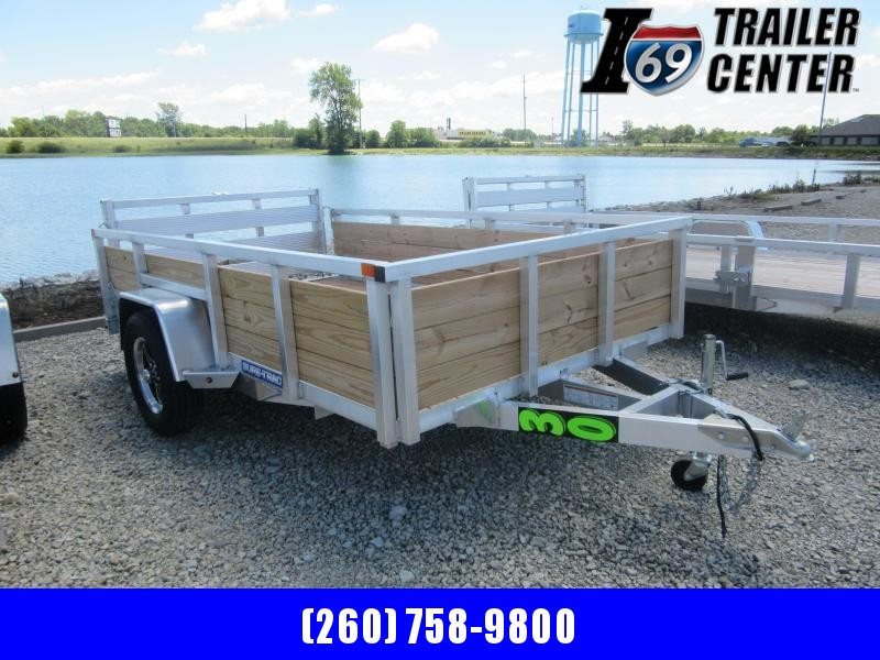 2020 Sure-Trac 6 X 10 Aluminum Tube Top Three Board  3K