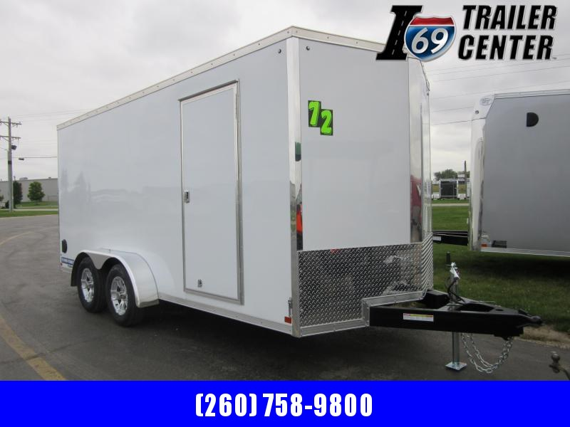 2021 Sure-Trac 7 x 16 7K Enclosed Enclosed Cargo Trailer