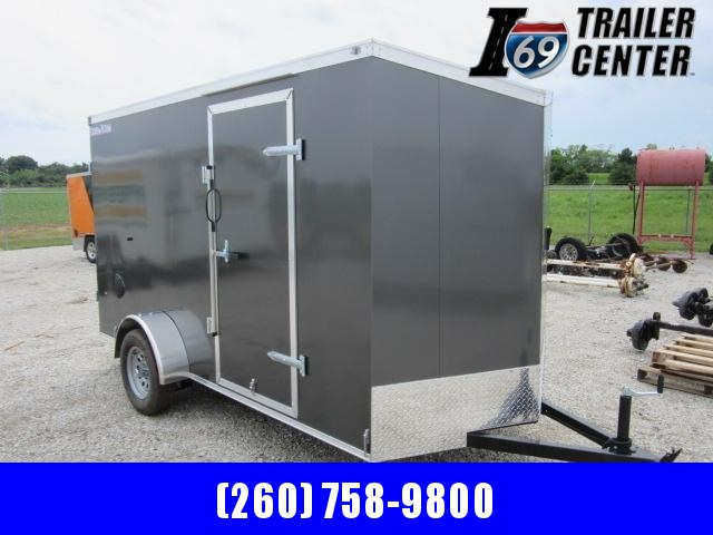 2021 Haul-About Cougar 6' x 12' Enclosed Cargo Trailer