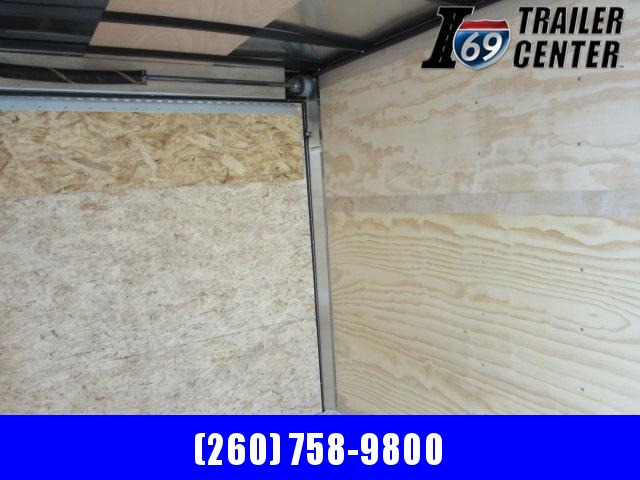 2022 Haul-About Cougar 6' x 12 Enclosed Cargo Trailer