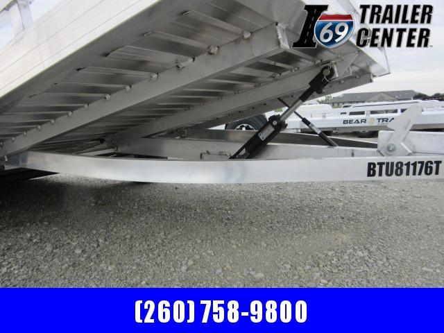 2021 Bear Track BTU81176T Utility Trailer