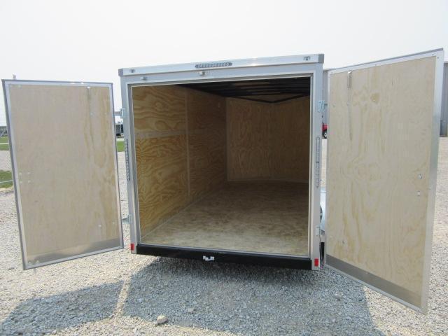2021 Haul-About Cougar 7' Enclosed Cargo Trailer