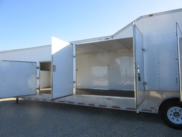 2006 Other Tri-axle Enclosed two car hauler Car / Racing Trailer