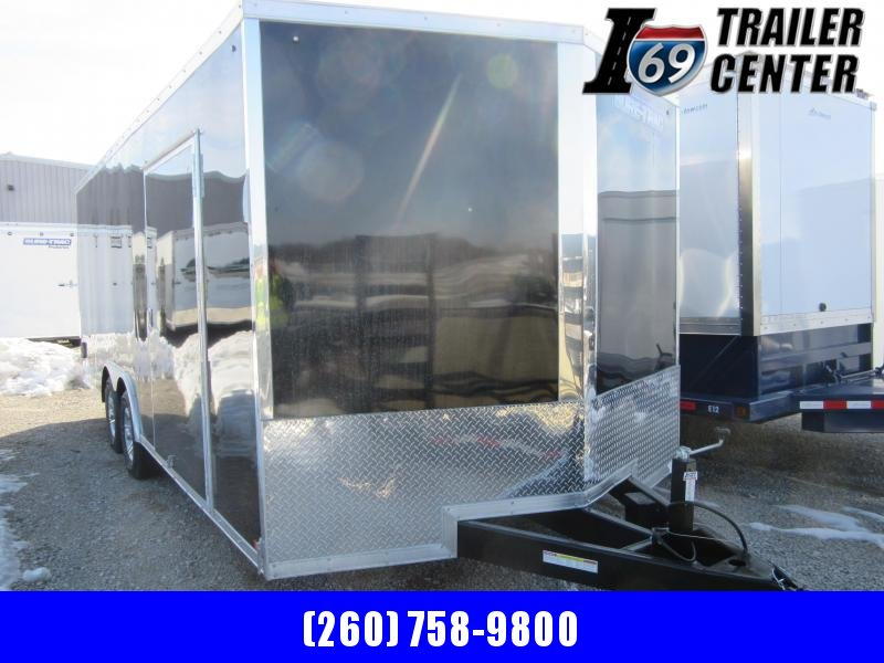 2021 Sure-Trac 8.5 x 20 Pro Series Enclosed Wedge Car H