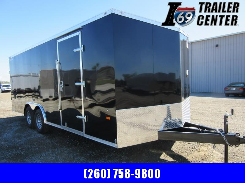 2021 Haul About CGR8524TA3 COUGAR 8 5 X 24 Car Racing Trailer