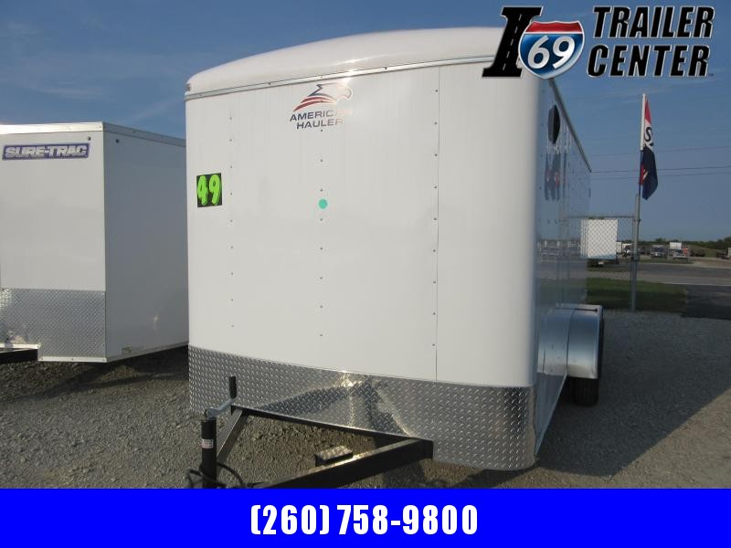 2020 American Hauler ALC716TA2 Enclosed Cargo Trailer