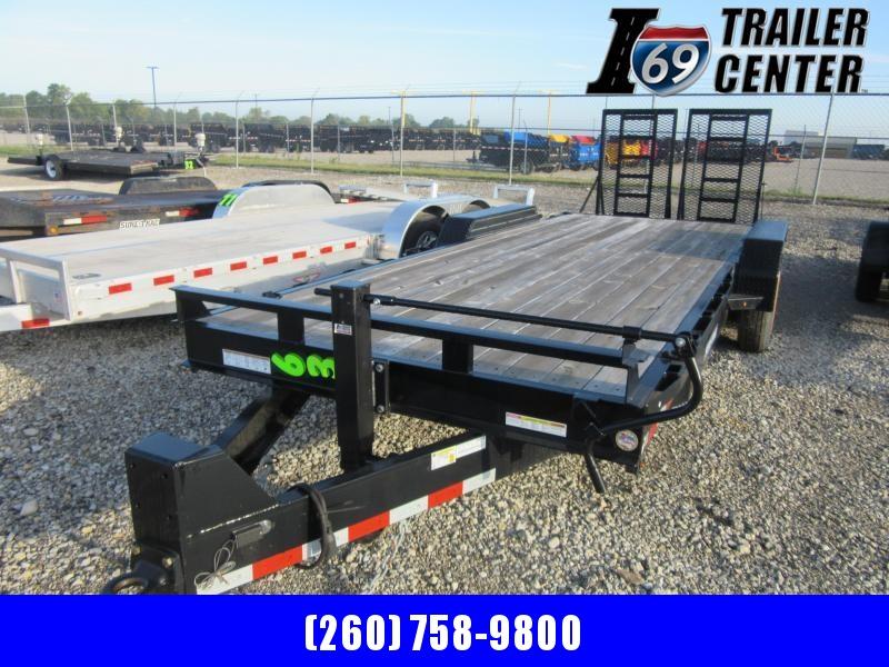 2017 Sure-Trac equipment Equipment Trailer