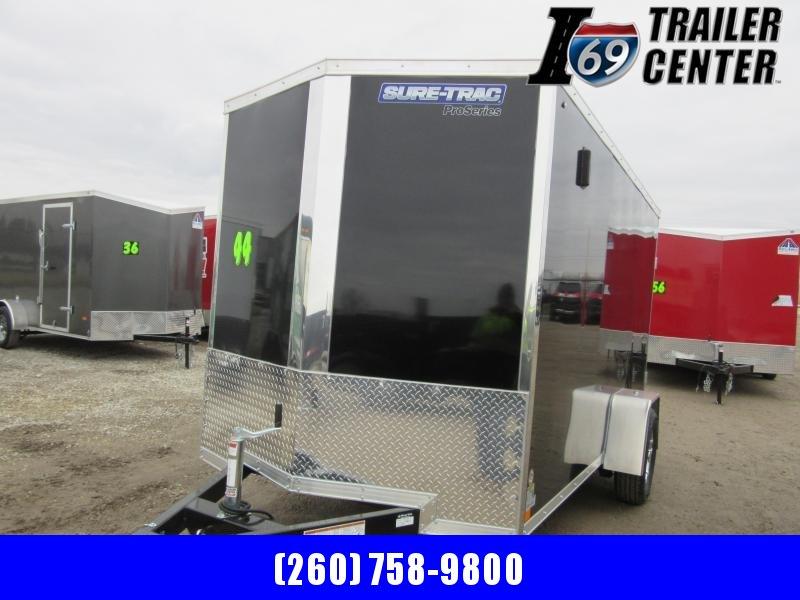 2021 Sure-Trac 6 x 10 Pro Series Enclosed Wedge Cargo T