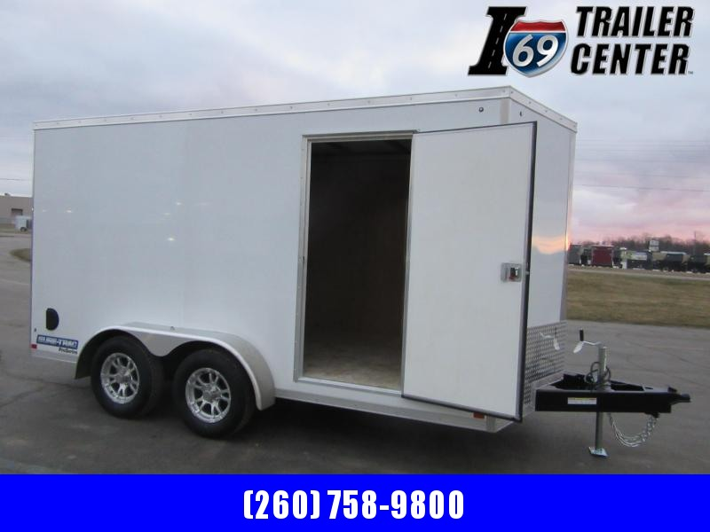 2021 Sure-Trac STW8416TA Enclosed Cargo Trailer