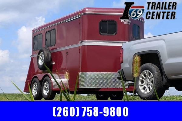 2022 Valley Trailers Horse Trailer