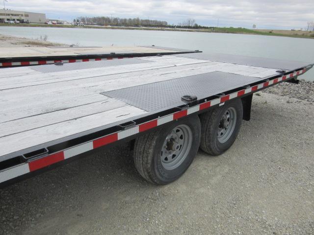 2021 Sure-Trac 8.5 x 20 7 ton tilt deckover full tilt Equipment Trailer