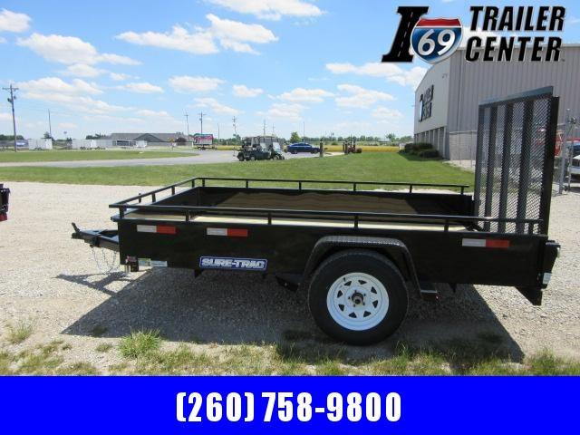 2021 Sure-Trac ST7210HSA-B-030 Utility Trailer