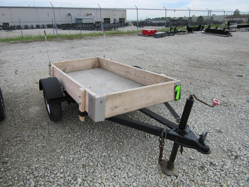 2005 Other utility 3ft x 7.5 ft Utility Trailer