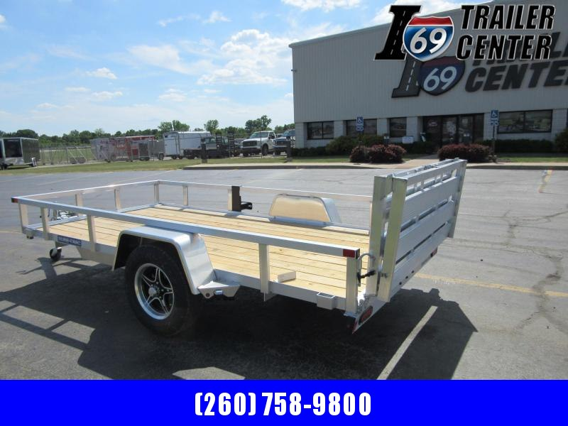 2020 Sure-Trac 6 X 12 Aluminum Tube Top Utility  3K Idl