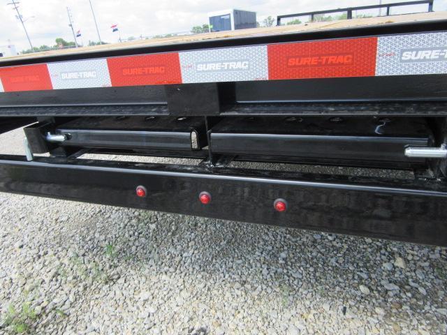 2021 Sure-Trac 8.5 x 20 Low Profile Flat Deck Deckover