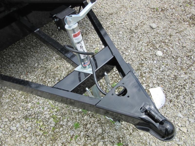 2021 Sure-Trac 7 x 16 Steel High Side  10K Tandem