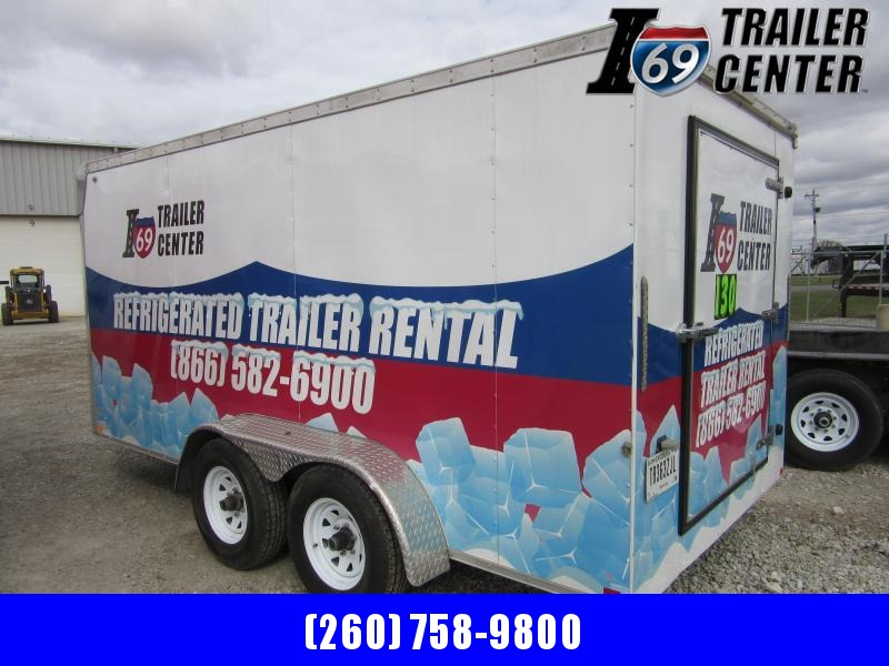 2015 Sure-Trac STBN8414TA Vending / Concession Trailer