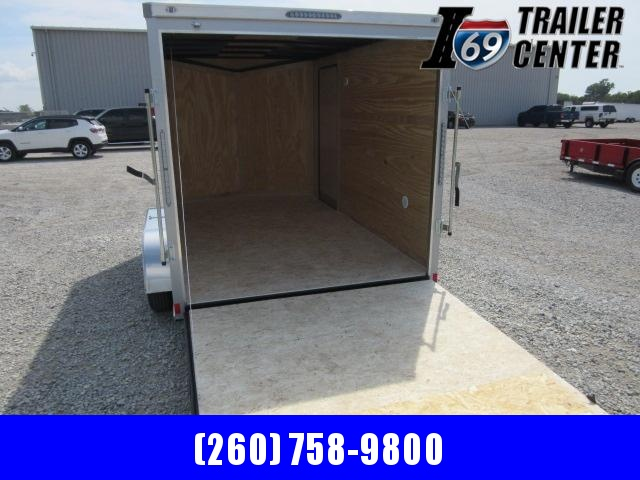 2022 Haul-About Cougar 7' x 14' Enclosed Cargo Trailer