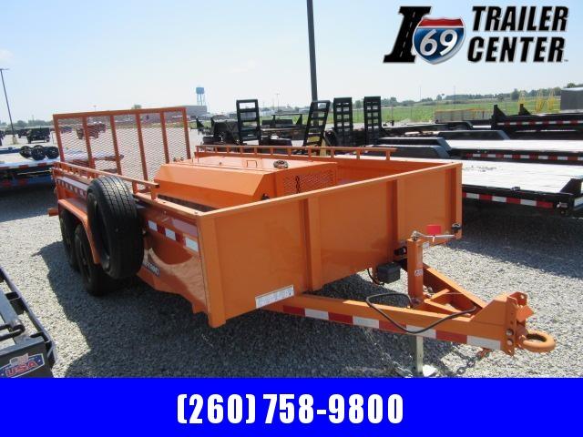 2021 Sure-Trac ST7216HSAT-B-100 Utility Trailer