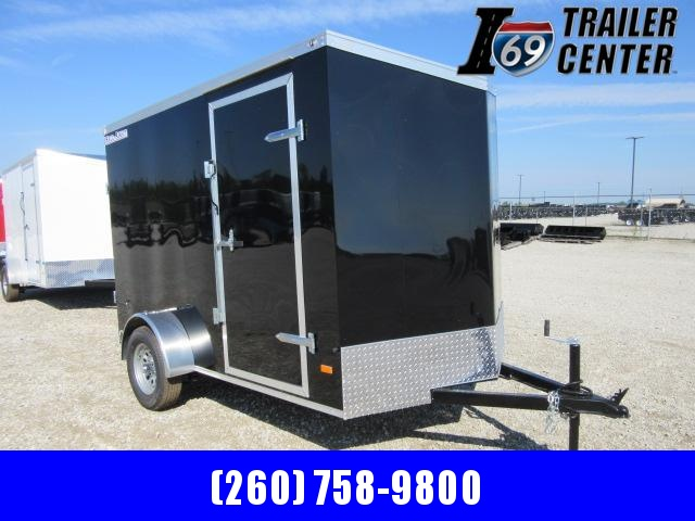 2022 Haul-About Cougar 6' x 10' Enclosed Cargo Trailer