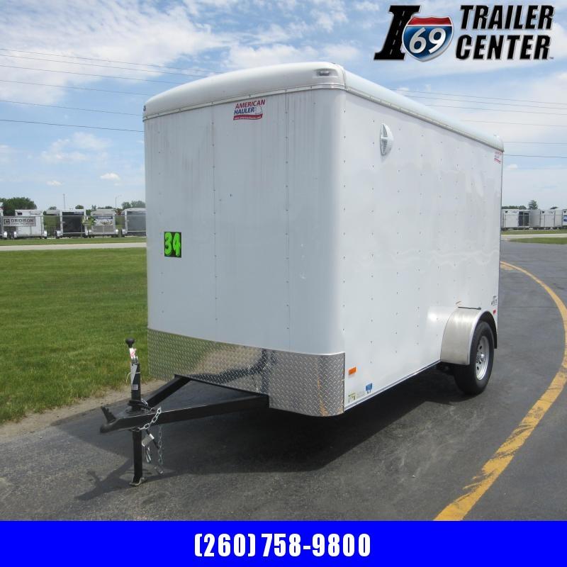 2019 American Hauler 6 x 12 American Hauler Round Top Air Lite Enclosed Cargo Trailer
