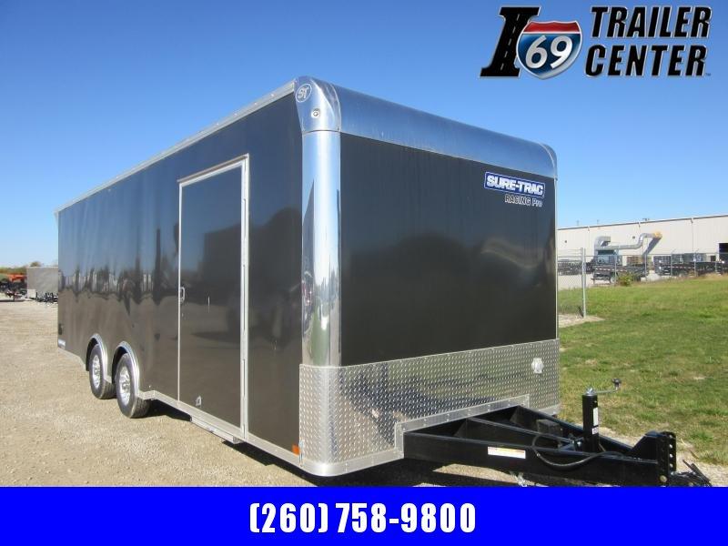 2020 Sure-Trac STBNRP10224TA-100 Car / Racing Trailer
