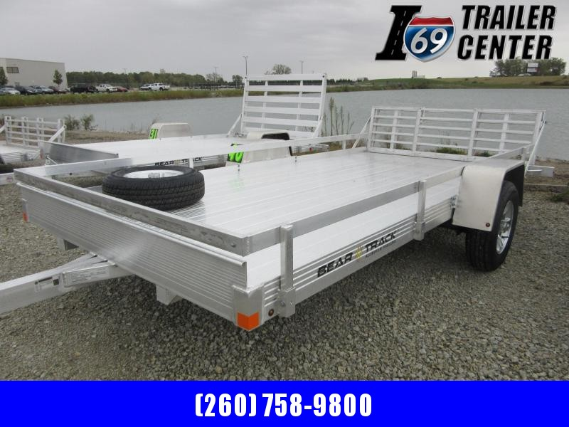 2020 Bear Track Products BTU808168S-CBE4FA Utility Trailer