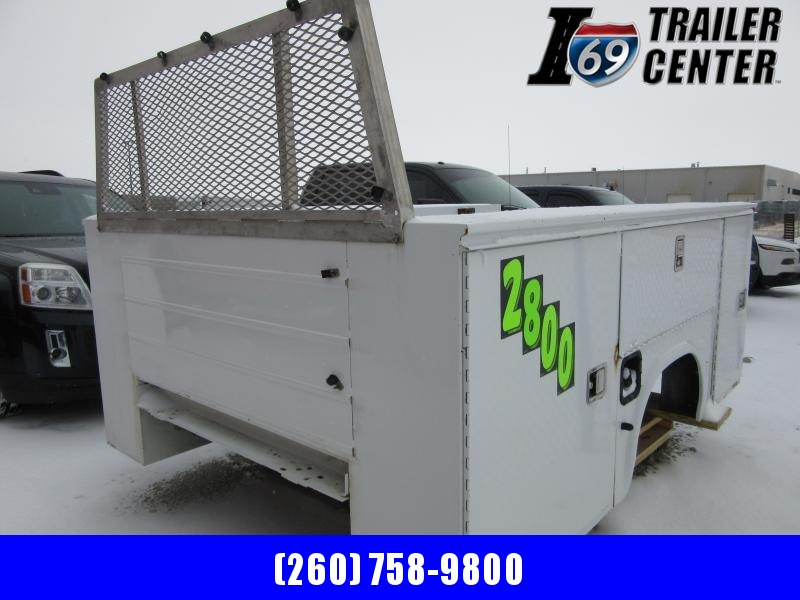 """2005 Other 78"""" x 9Ft Truck body box Truck Bodies"""