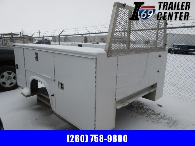 """2011 KNAPHEIDE Brand 78"""" x 9Ft Truck body box Truck Bodies"""