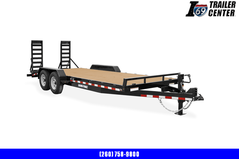 2022 Sure-Trac 7 x 20 (18+2) Equipment Trailer  14K