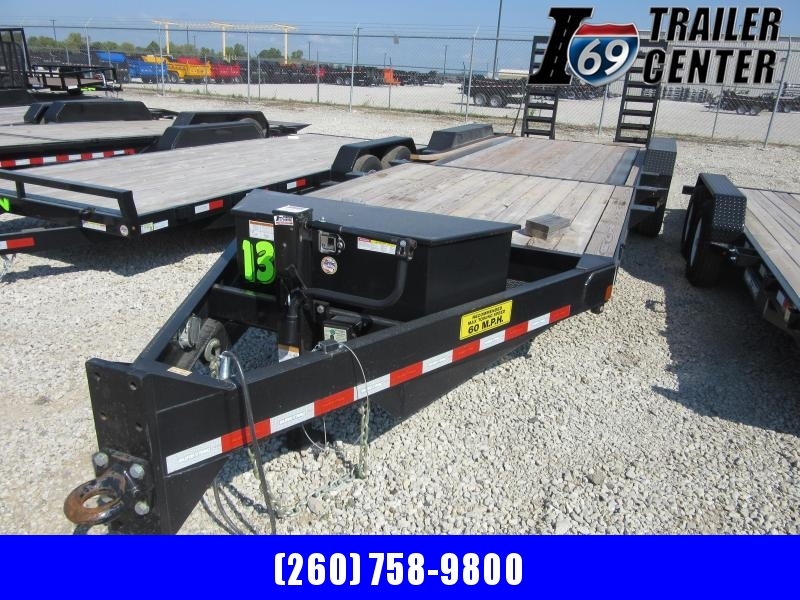2020 Sure-Trac 7 x 23 25.9K equiepment Equipment Trailer
